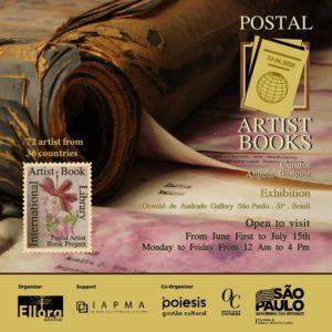 Postal Artistic Books, 2021